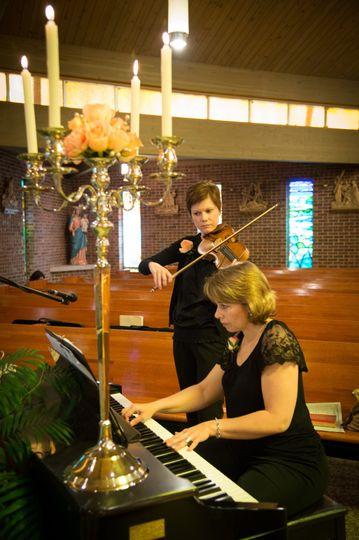 Violin & PIano Duet
