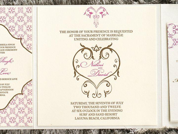 Tmx 1382555927765 13 Fullerton wedding invitation