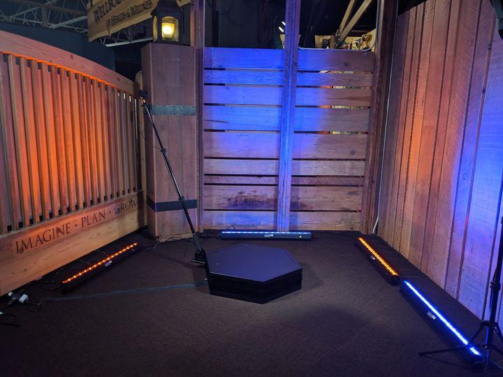 The Orbit 360 Photo Booth
