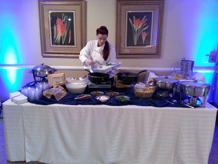 Tmx 1430833354646 Pasta Bar Baton Rouge, LA wedding venue