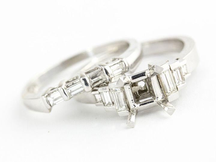 Tmx 1432841490837 Weddingset Mnh Bowen203 Lynchburg wedding jewelry