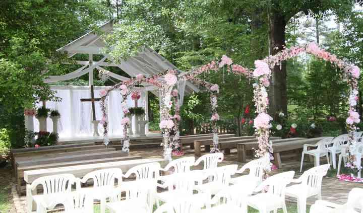 Hidden Chapel at Acadiana Acres