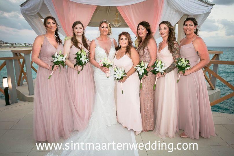 Sint Maarten Weddings