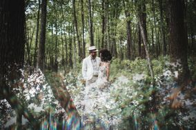 Mariée de la Forêt