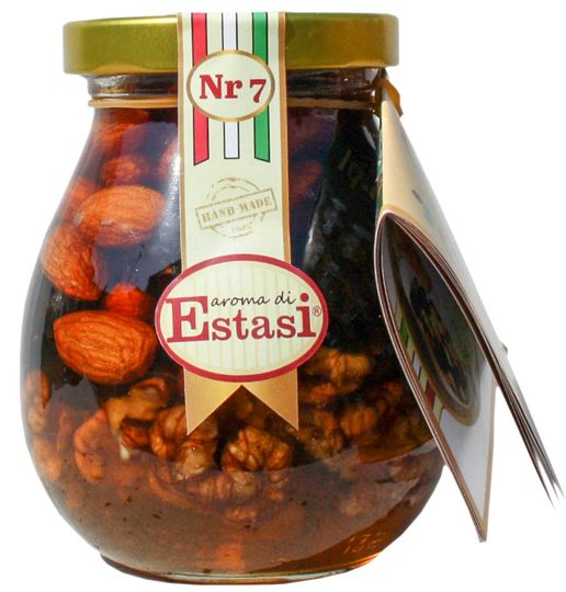 Mix nr 7 honey, nuts, raisins