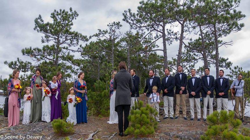 Wedding Ceremony/Wedding Party