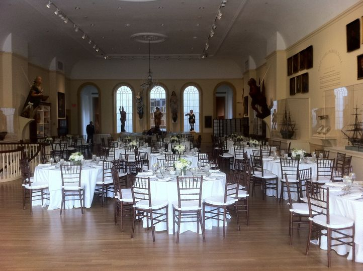 Wedding @ The PEM or Peabody Essex Museum in Salem Mass