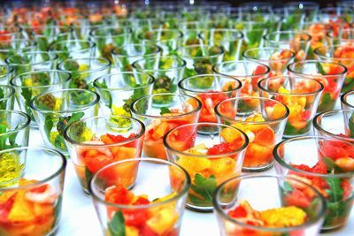 Mini Salad Shooters