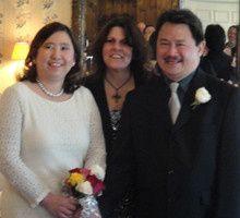 Mr. & Mrs. Monty Gan