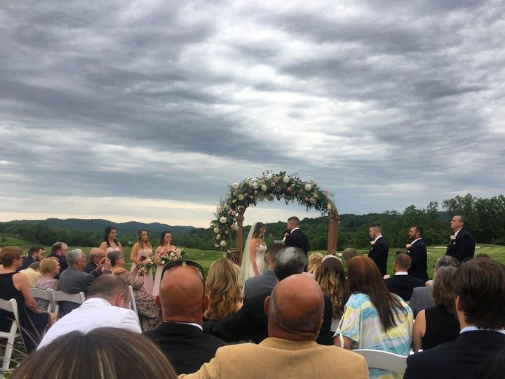 Tmx 1535855221 2fbb9461d6d782e8 1535855220 263ff84bdbbf8466 1535855222446 3 Meg   Drew   Full  Sparta, New Jersey wedding officiant
