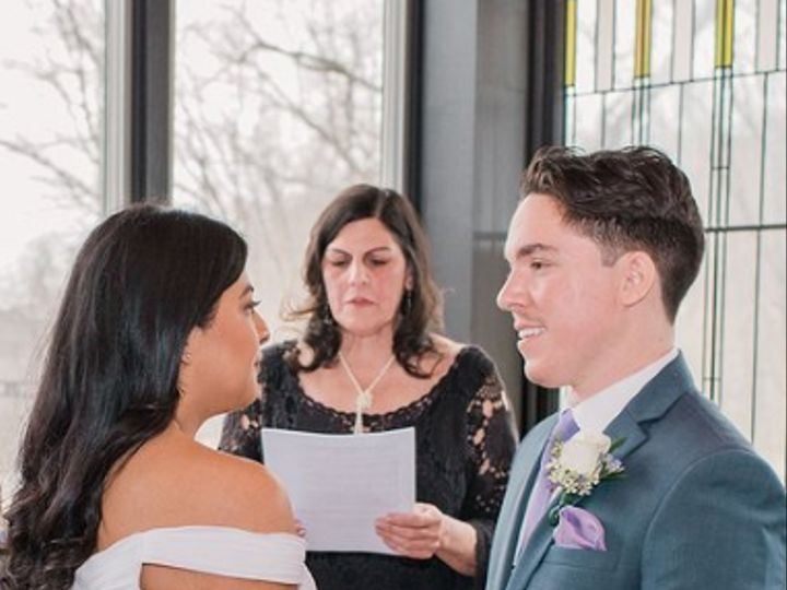 Tmx Erika And Eric Ceremony March 13 2019 51 623853 Sparta, New Jersey wedding officiant