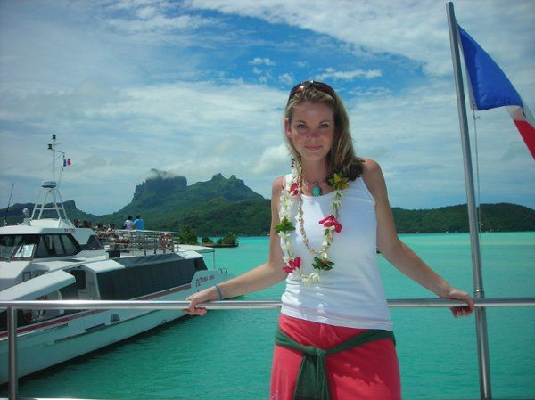 Perhaps the most romantic place in the entire world...Bora Bora is truly that once-in-a-lifetime...