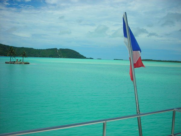 Bora Bora, and the surrounding islands, are known for overwater bungalows, friendly people, great...