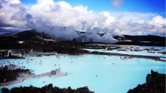 Explore Iceland w/ your spouse