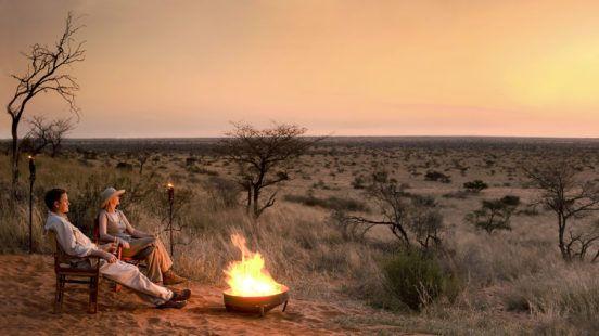 Wild Tanzanian Honeymoon
