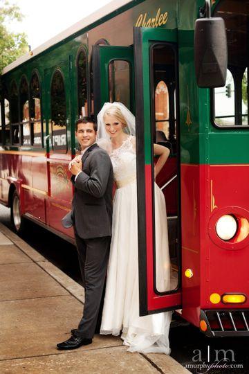 Trolley:  Charlee