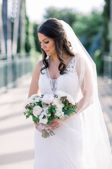 Summer wedding for Shannon