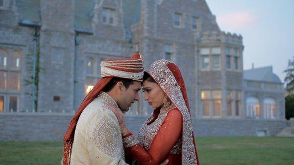 Indian Wedding, Branford House