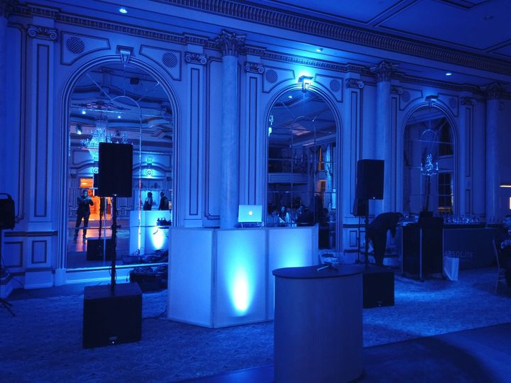 Tmx Blue Dj Setup Holiday Party 51 925853 157918844776494 Scotch Plains, NJ wedding dj
