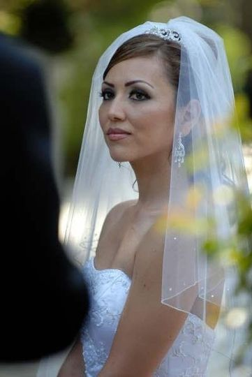 Teresita's wedding  day