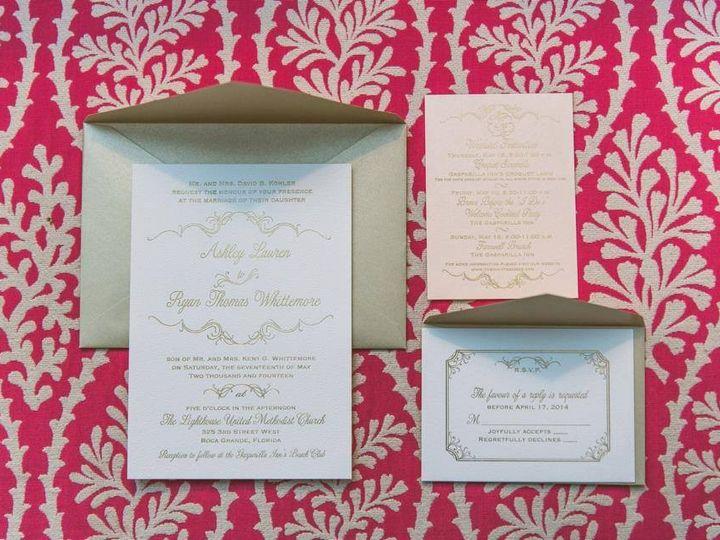 Tmx 1413482898842 K1 Palm Harbor, Florida wedding invitation