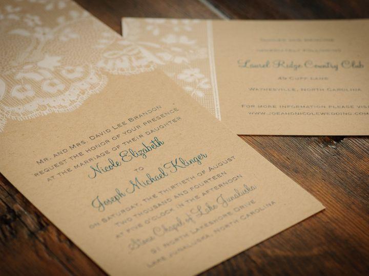 Tmx 1417545400732 Nicole Brandon Palm Harbor, Florida wedding invitation
