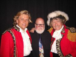 No, it's not The Tea Party - it's Paul Revere & the Raiders!
