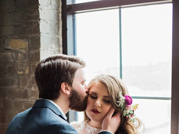 Tmx 1465231949547 Bohemian Wedding Stylized Shoot Untitled Export 00 Saint Paul, MN wedding beauty