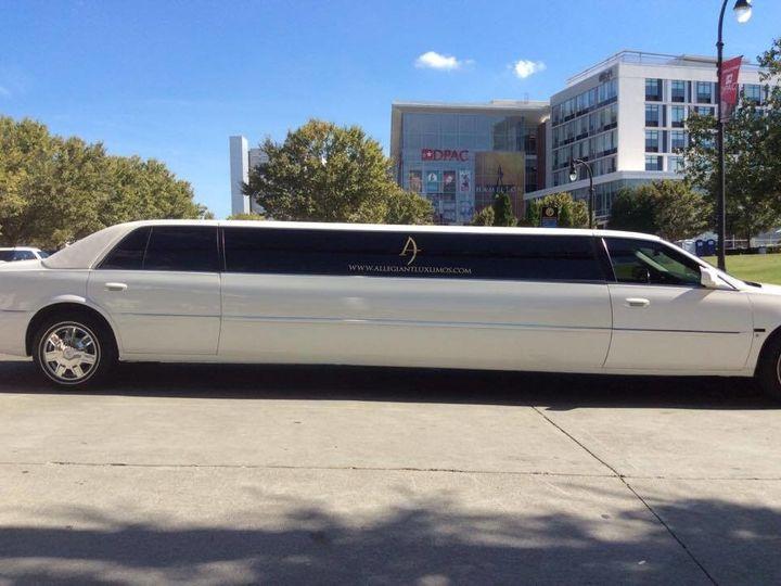 Tmx 1508870531698 Cadillac Dpac View Durham, North Carolina wedding transportation