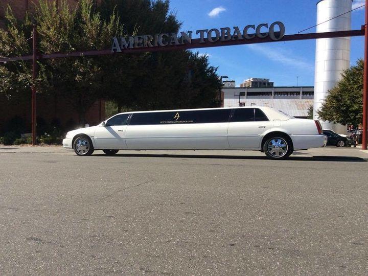 Tmx 1508870606528 Cadillac Side View 2 Durham, North Carolina wedding transportation