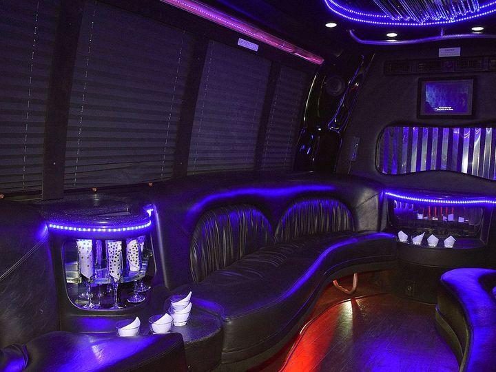 Tmx Bus Interior2 51 988853 Durham, NC wedding transportation