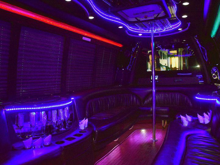 Tmx Bus Interior3 51 988853 Durham, NC wedding transportation