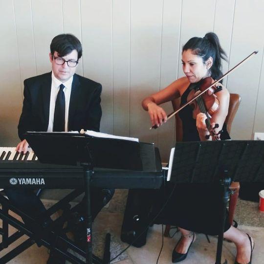 Ryan and Yaeko at Wequasett.