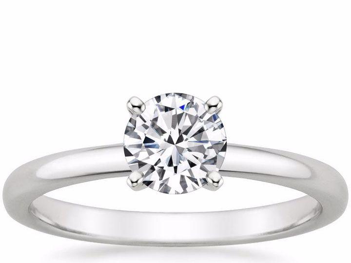 Tmx Be101 Peg Round White Carat 75 51 1059853 1570651798 Portland, OR wedding jewelry