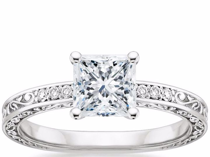 Tmx Be141 Bead Princess White Carat 125 51 1059853 1570651798 Portland, OR wedding jewelry
