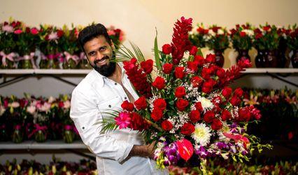 Rainbow Florist Designers 1