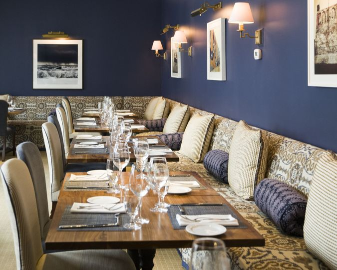 Enjoy an amazing meal in our lovely d