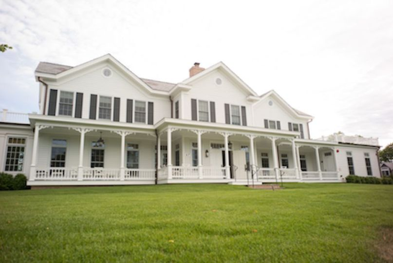 The Quogue Club is a luxury boutique hotel and event space located in the Hamptons on Long Island.