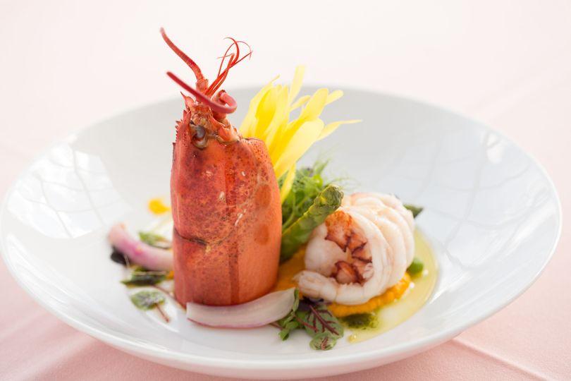 Chef Matt Birnstill's menus always earn high praise from guests.