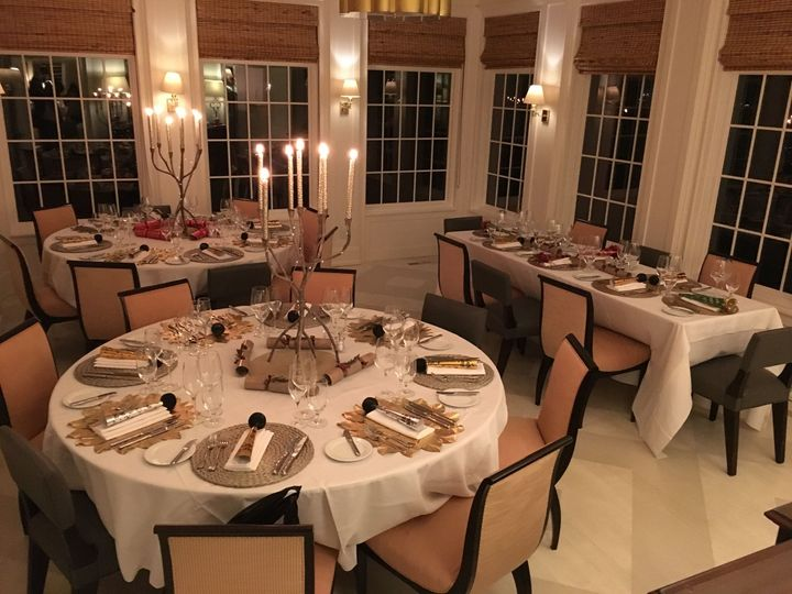 Host your next dinner party at T