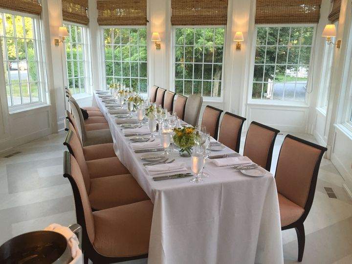 The Conservatory is a versatile space to host your small events