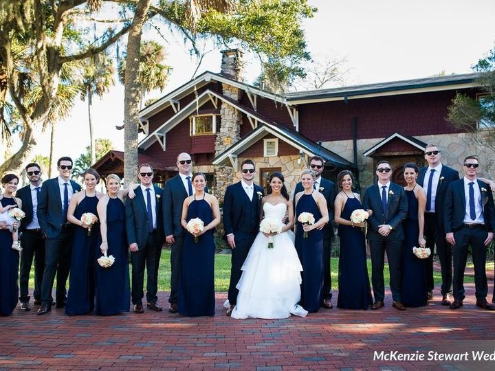 Tmx 1460746996753 Austinforthmckenziestewartweddingstawedding1365cop Port Orange wedding venue