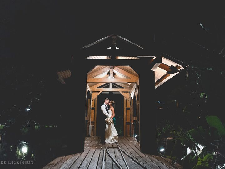 Tmx Couple Bridge Night 51 21953 Port Orange wedding venue