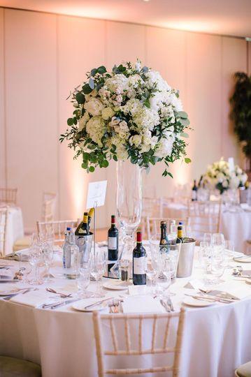 Reception arrangements