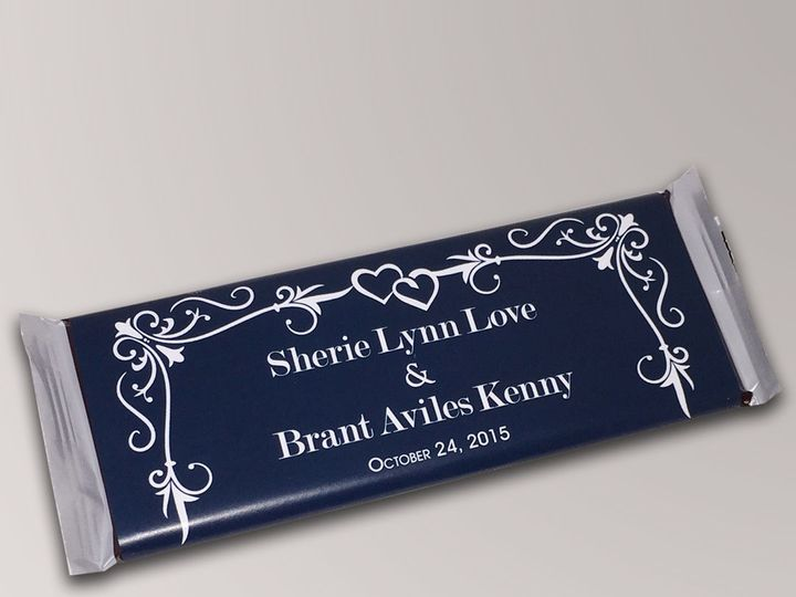 Tmx 1533326449 5d5299ad08862262 1533326448 7d24d0c792beede8 1533326448393 5 Sherie And Brandt Hershey, PA wedding favor