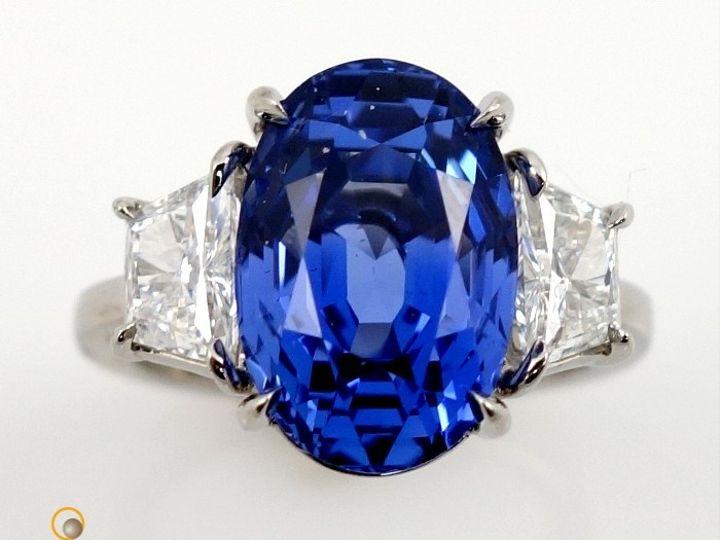 Tmx 1493414574262 Sapphire Diamond Ring No Heat Miami wedding jewelry