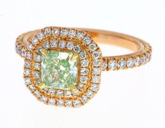 Tmx 1493414641601 Green Diamond Ring Miami wedding jewelry