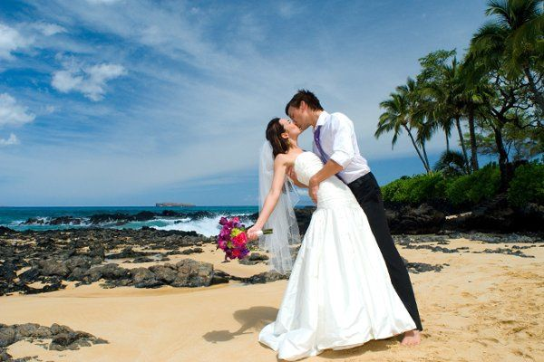 Photographers Maui South Maui Beach Wedding