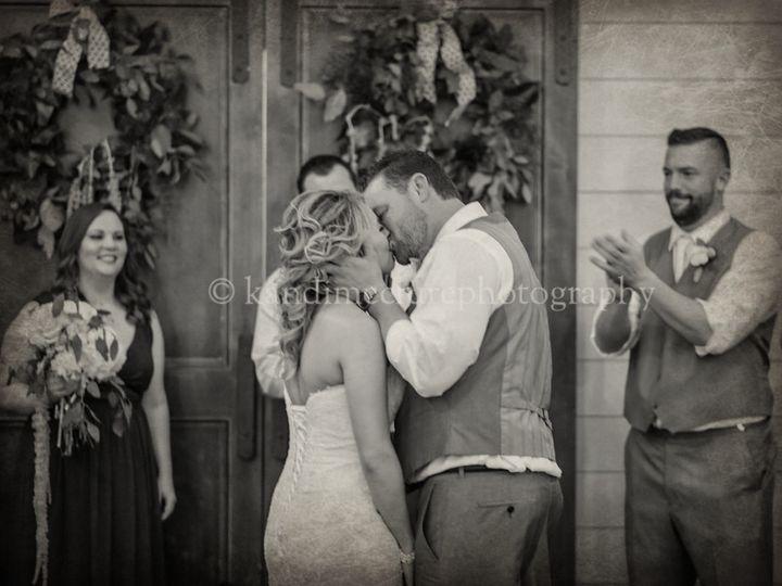 Tmx 1514474776260 Cbfirst Kiss Claremore, Oklahoma wedding venue