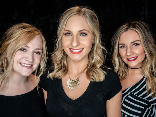 Hello! Chelsi, Della, Candace and Morgan here! Let us make you blush on your big day